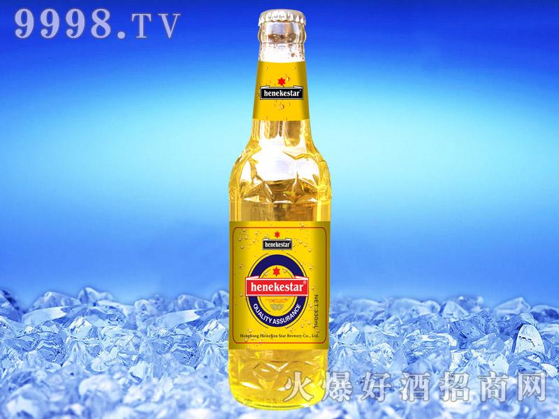 喜力之星啤酒330ml