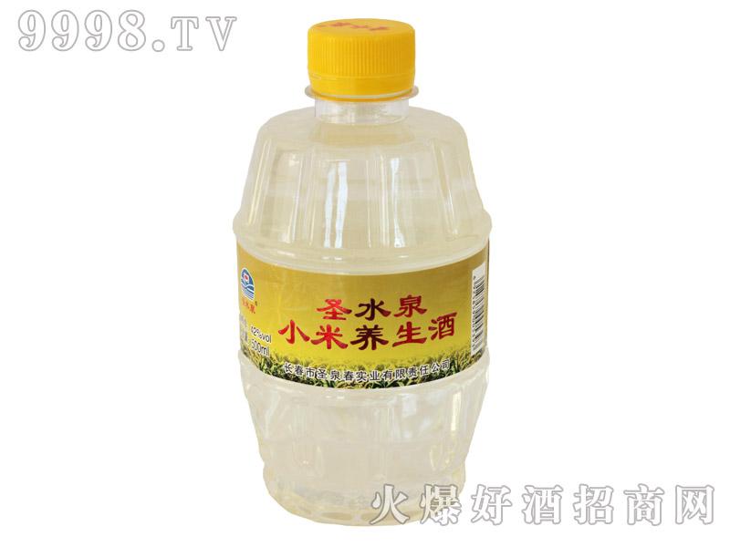 圣水泉小米酒42度500mlx20