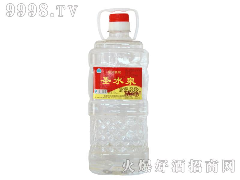 圣水泉小高粱原浆酒60度2Lx9