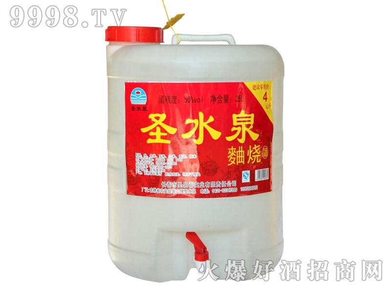 圣水泉�D烧酒50度25Lx1