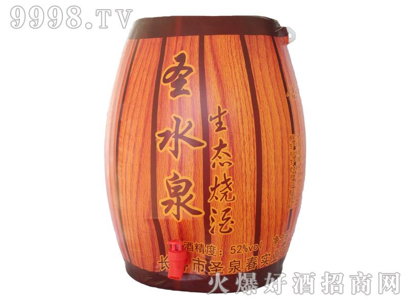 圣水泉生态烧酒60度25Lx1