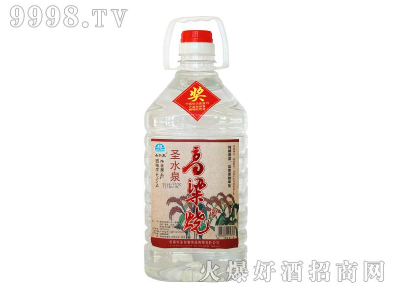 圣水泉高粱烧酒42度4Lx4