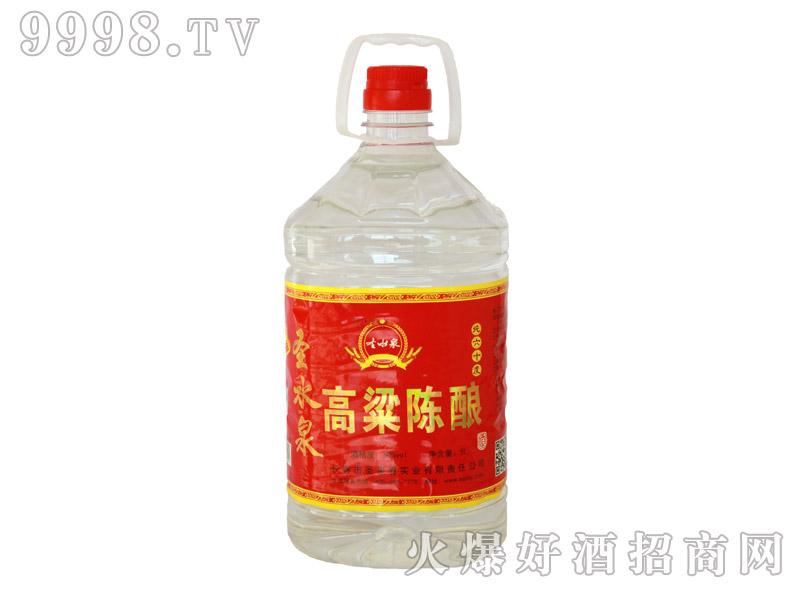 圣水泉高粱陈酿60度5Lx4