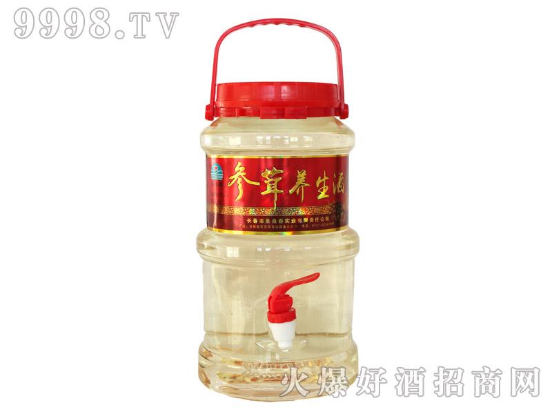 圣水泉参茸养生酒42度4Lx4