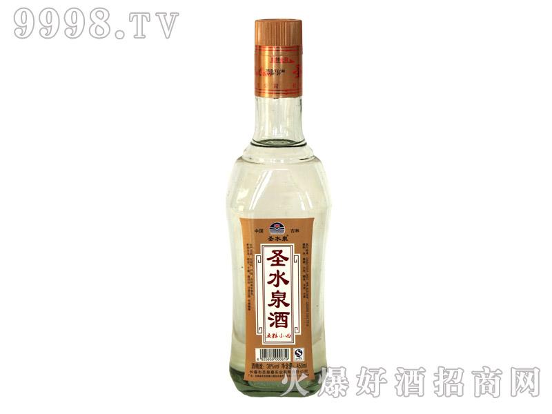 圣水泉五粮小曲酒38度450mlx12