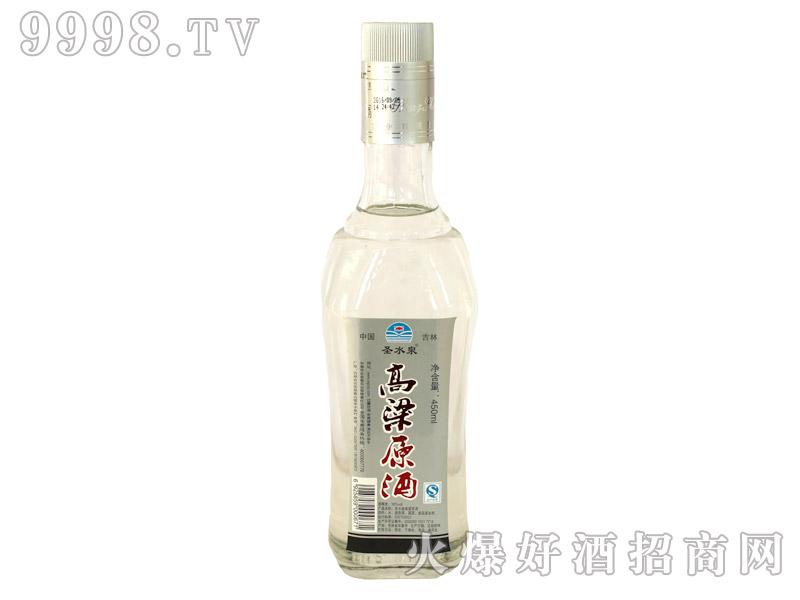 圣水泉高粱原酒38度450mlx12