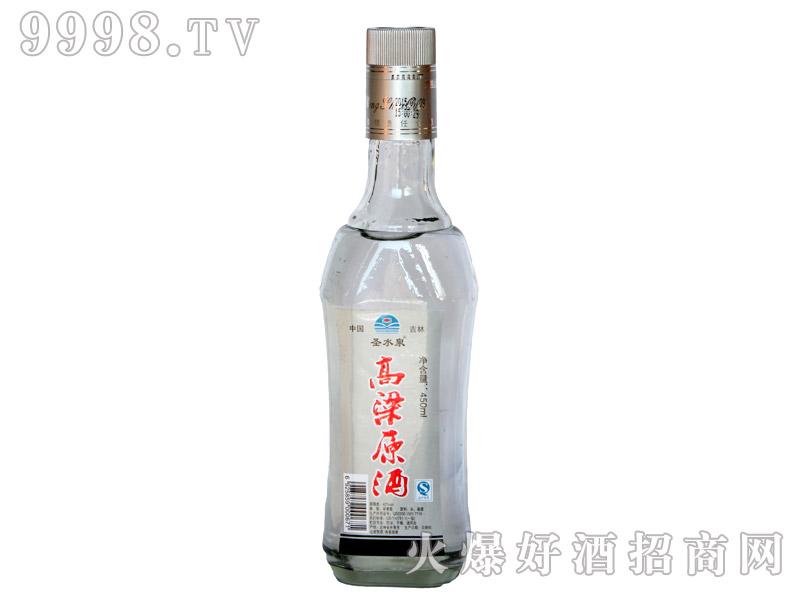 圣水泉高粱原酒42度450mlx12