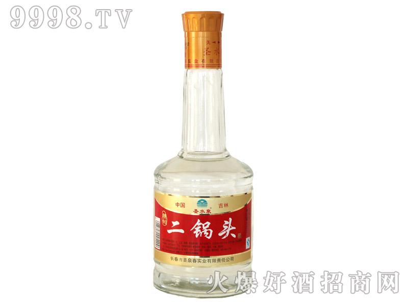 圣水泉二锅头酒42度450mlx12