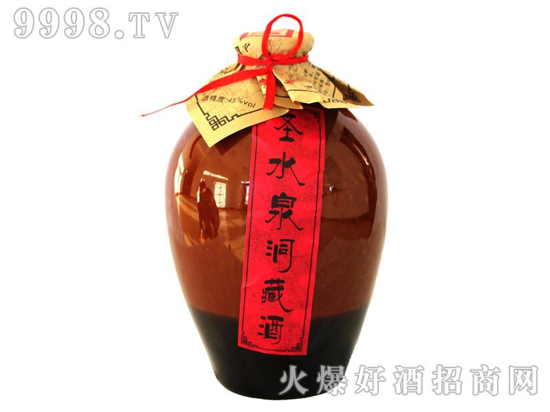 圣水泉洞藏酒42度450mlx6