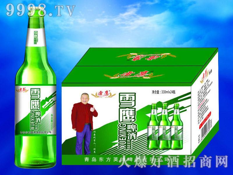 雪鹰纯生啤酒