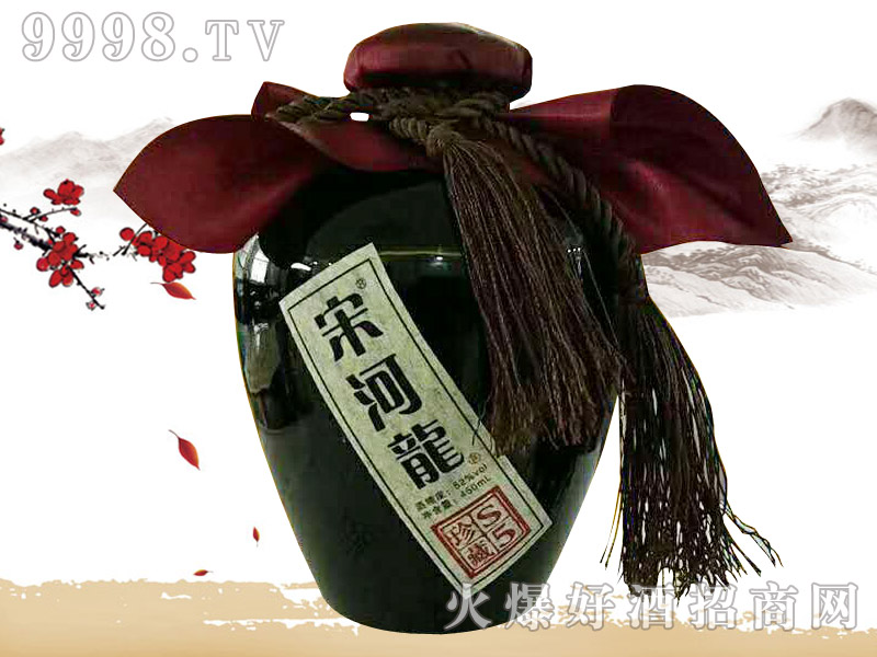 宋河龙酒珍藏S5