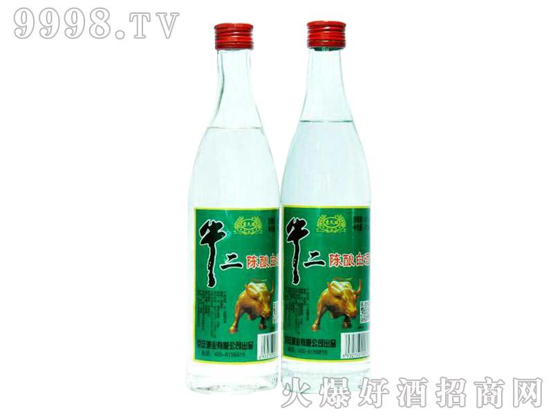 京久旺牛二陈酿酒