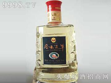 牧马人虫草养生酒(红标)