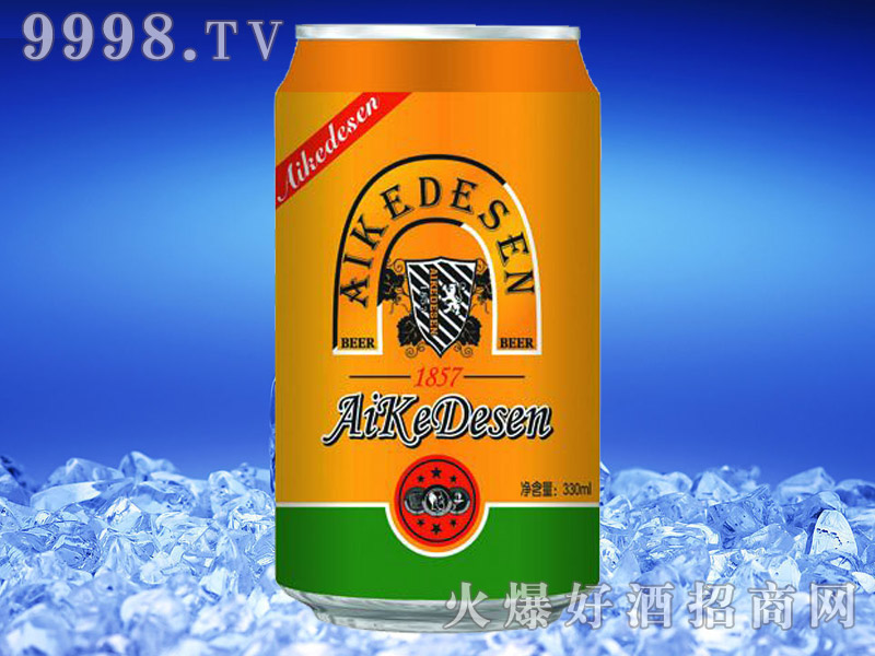 欧克斯啤酒330ml(易拉罐)