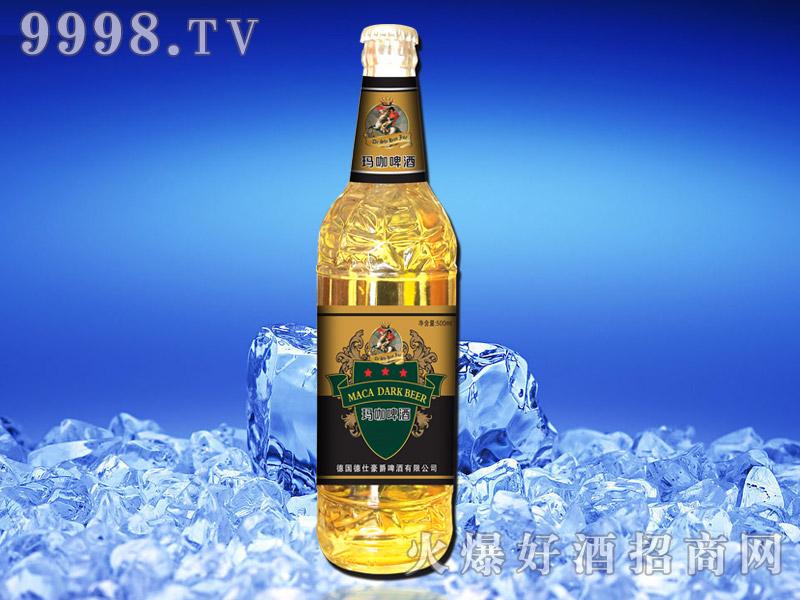 德仕利玛咖啤酒三星