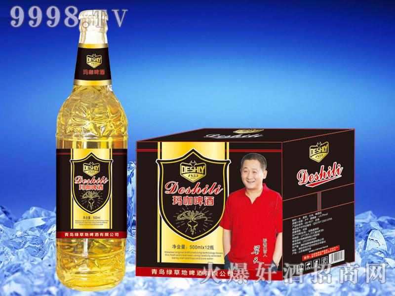 德仕利玛咖啤酒500ml×12(黑标)