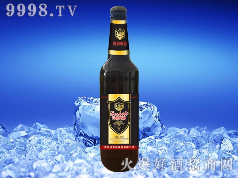 德仕利玛咖啤酒500ml(棕瓶)