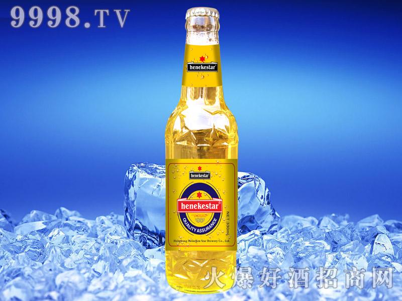 喜力之星啤酒330ml(瓶)