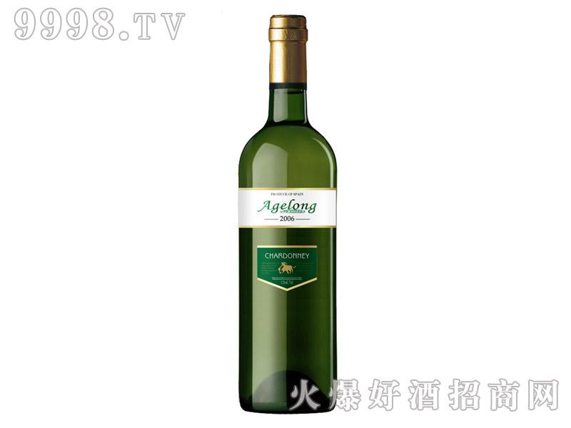 西班牙安吉路霞多丽干白葡萄酒2006