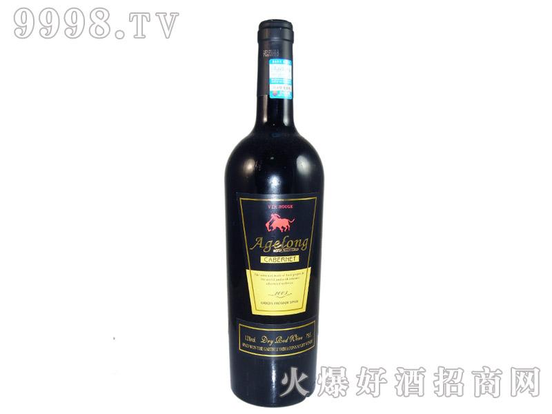 西班牙安吉路卡本纳干红葡萄酒2003