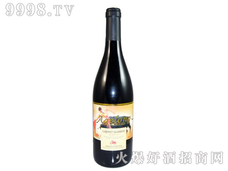 西班牙安吉路赤霞珠干红葡萄酒2009