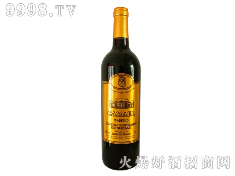 法国卡斯特兄弟股份有限公司卡梅尔传奇干红葡萄酒