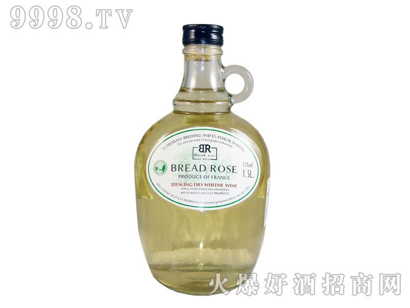 布莱德洛斯雷司令干白葡萄酒1.5L