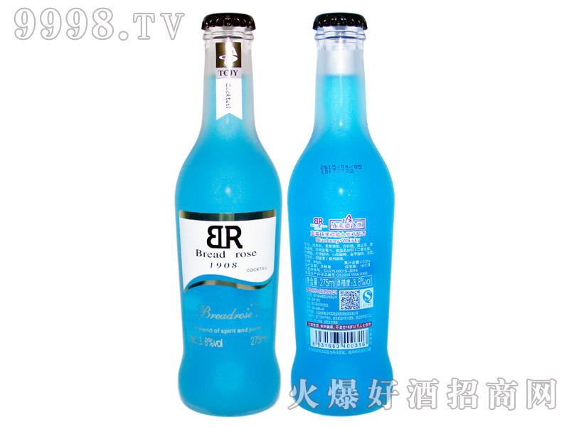 布莱德洛斯预调威士忌鸡尾酒・蓝莓味