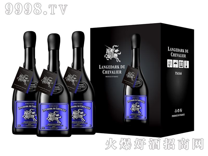 拉格德克古堡干红葡萄酒