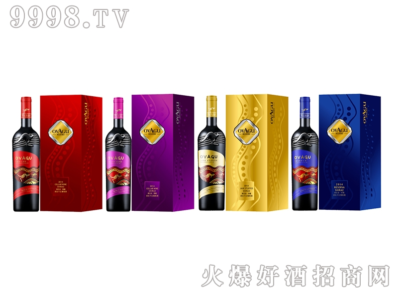 奥瓦谷西拉干红葡萄酒组合装