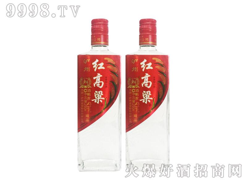 泸州精品红高粱酒42度260ml
