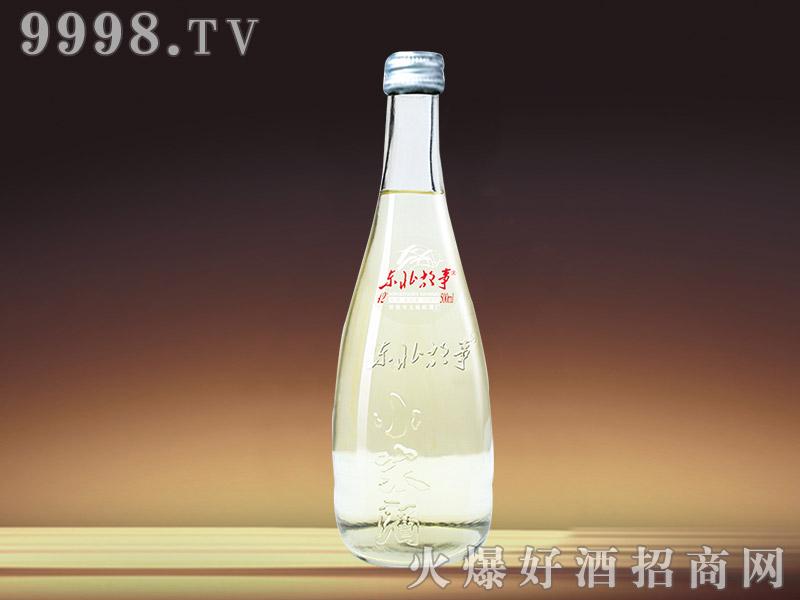东北故事小米酒尚生活330ml