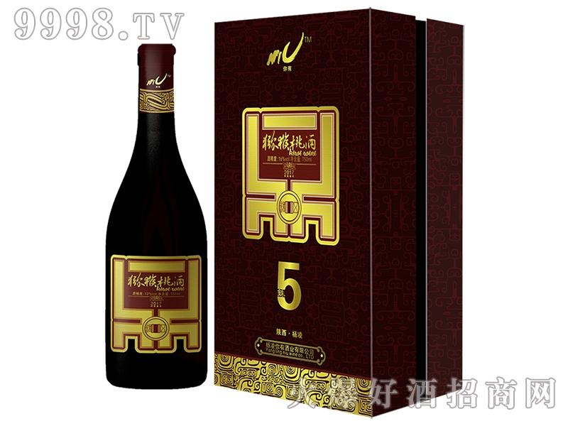 猕猴桃酒-五铢侯