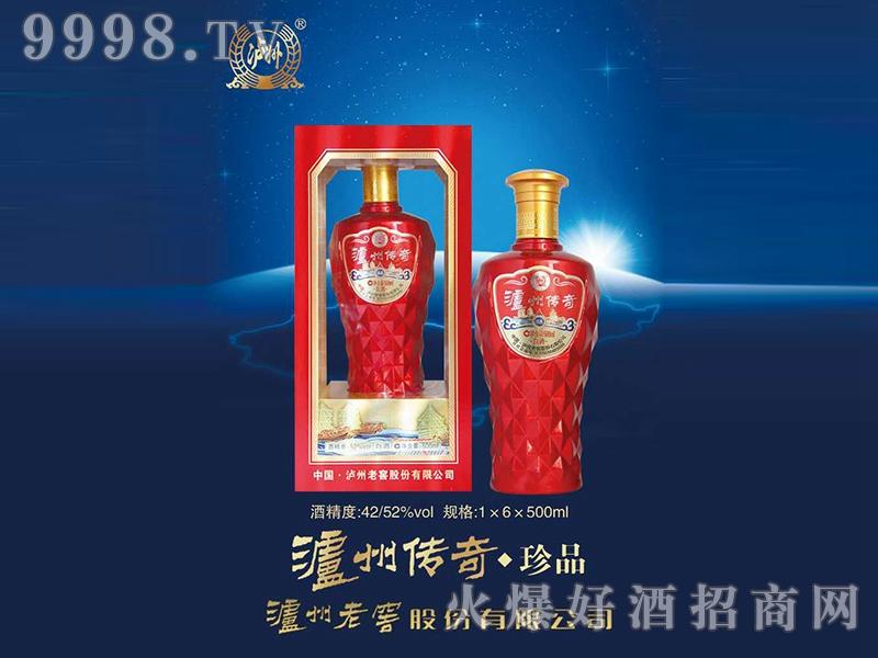 泸州传奇-珍品酒