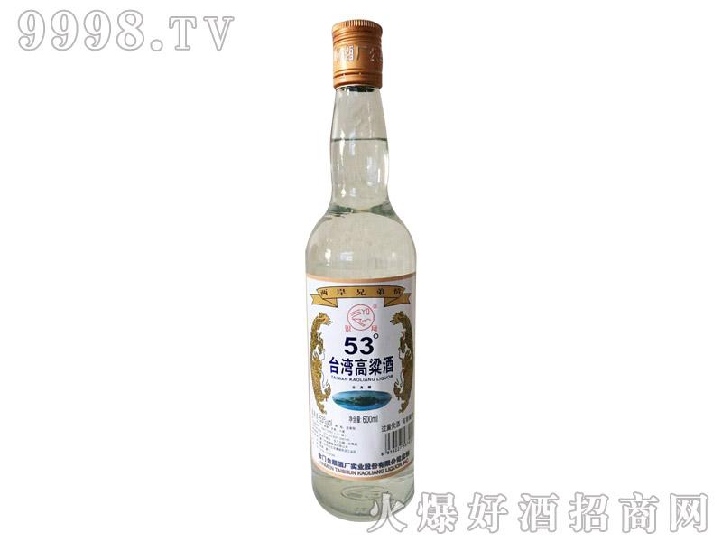 金台顺台湾高粱酒600ml