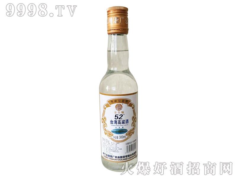 金台顺台湾高粱酒300ml