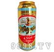 日古廖夫啤酒500ml易拉罐