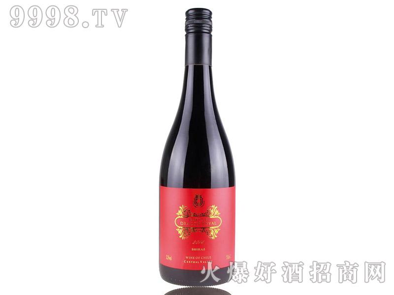 皇家龙船西拉干红葡萄酒(红标)-红酒招商信息