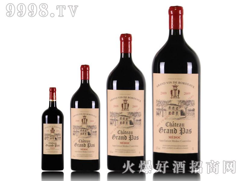 12-歌瑞德帕斯城堡干红葡萄酒-红酒招商信息