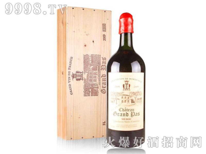 歌瑞德帕斯大炮酒3升-红酒招商信息