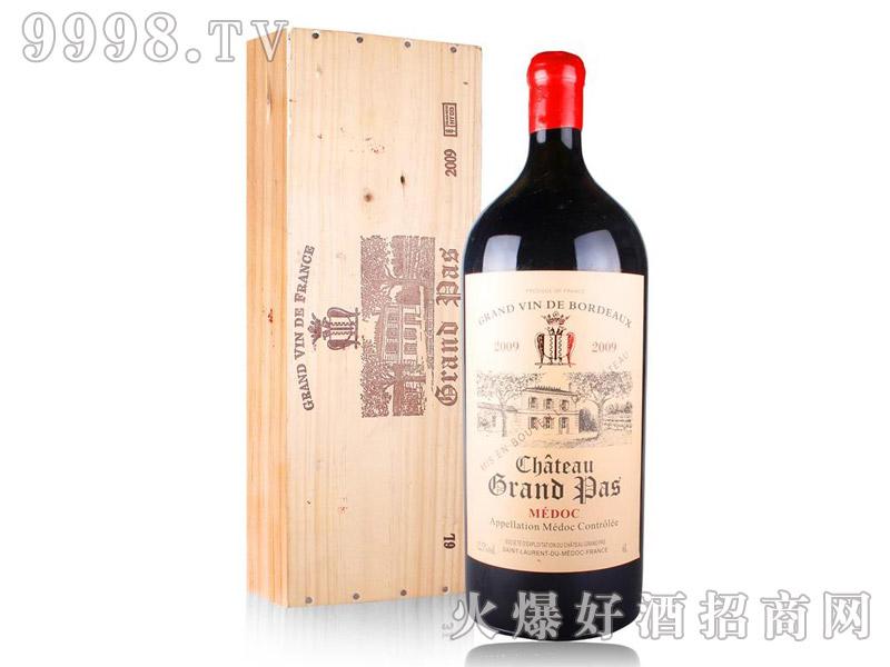 歌瑞德帕斯大炮酒6升-红酒招商信息