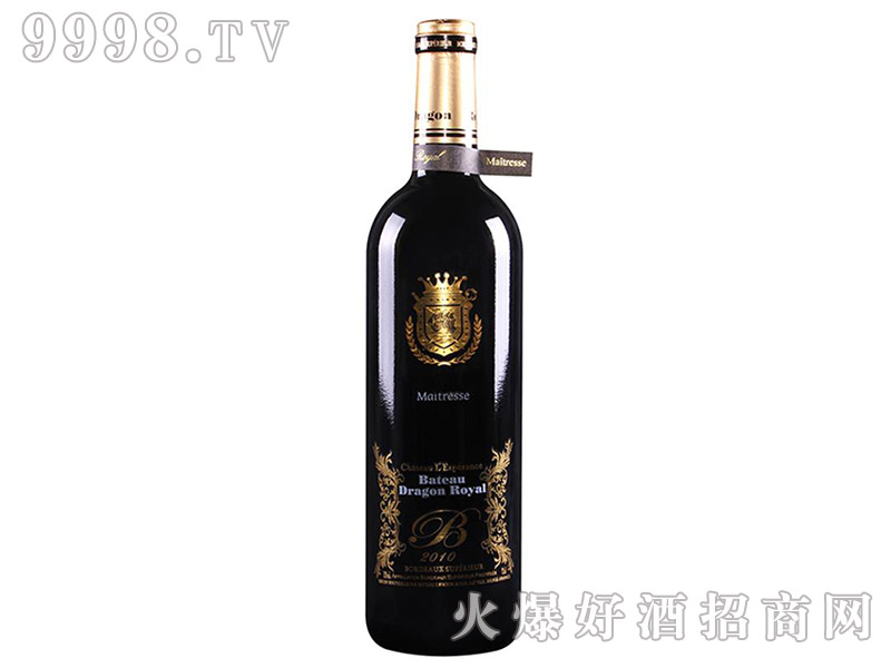 皇家龙船干红葡萄酒2010(大副)-红酒招商信息