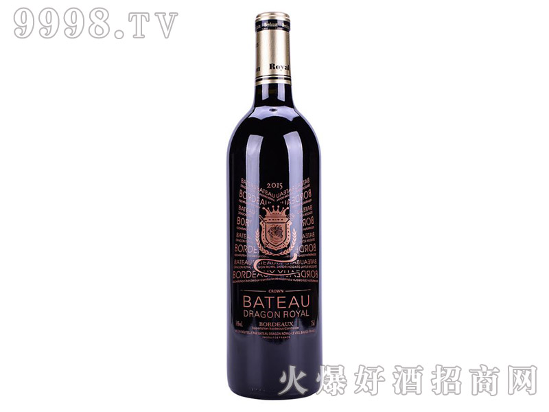 皇家龙船干红葡萄酒2015(皇冠)-红酒招商信息