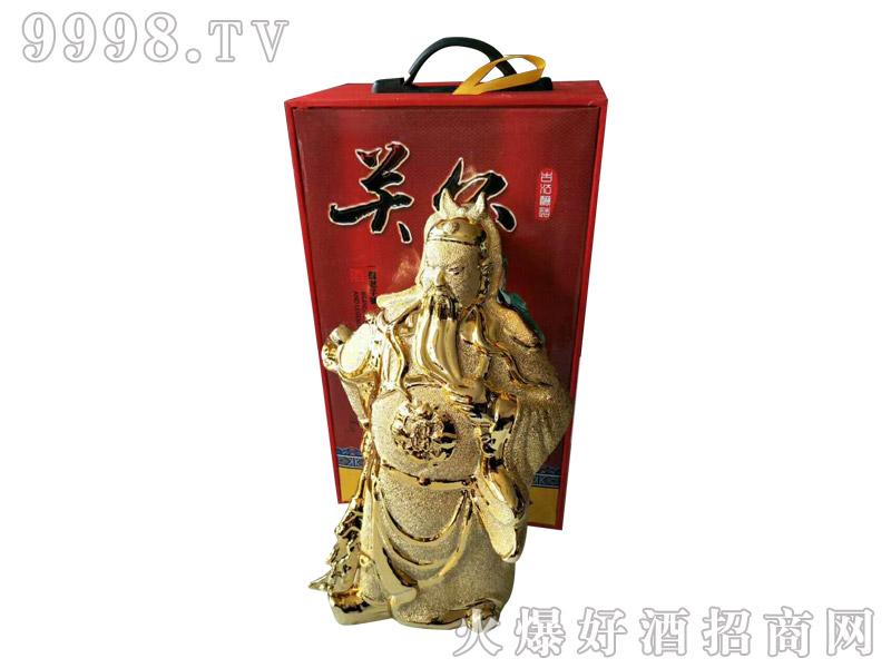 古井镇关公酒5斤