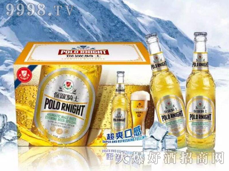 保罗骑士啤酒330ml圆标