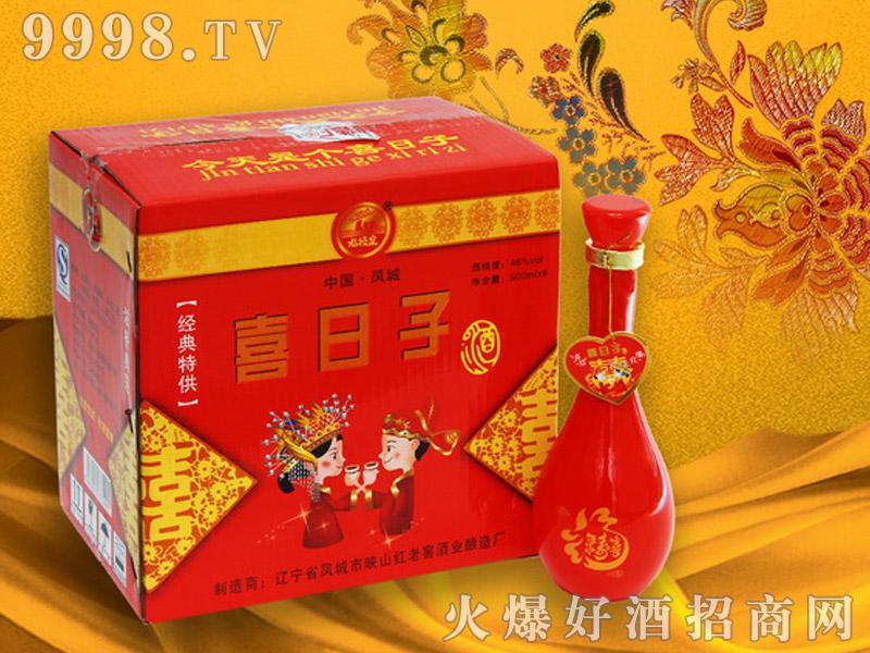 凤城喜日子酒