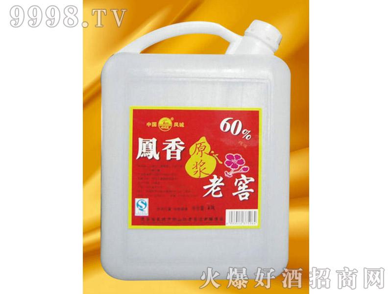 凤城凤香原浆老窖酒4L