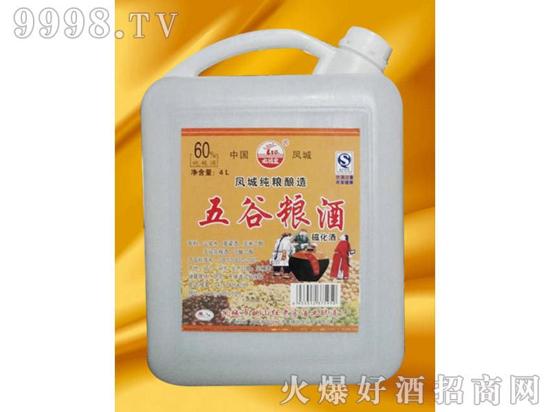 凤城五谷粮酒4L