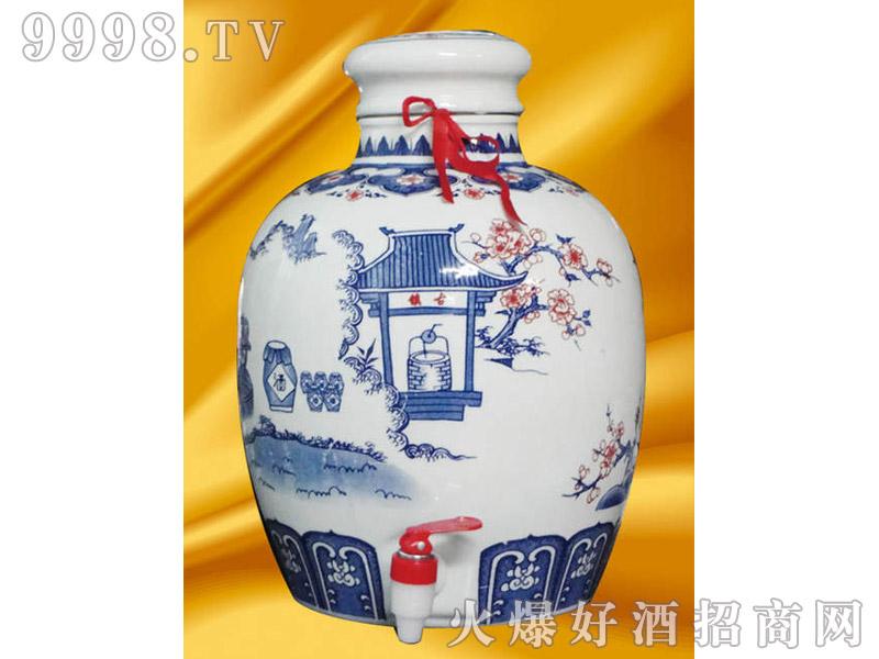 凤城青花坛酒