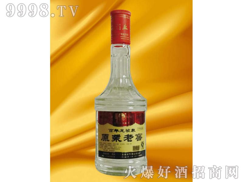 凤城原浆老窖(龙瓶)